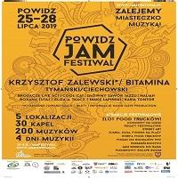 25-28 LIPCA, POWIDZ JAM FESTIWAL