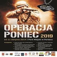 10-11 SIERPNIA, OPERACJA PONIEC 2019
