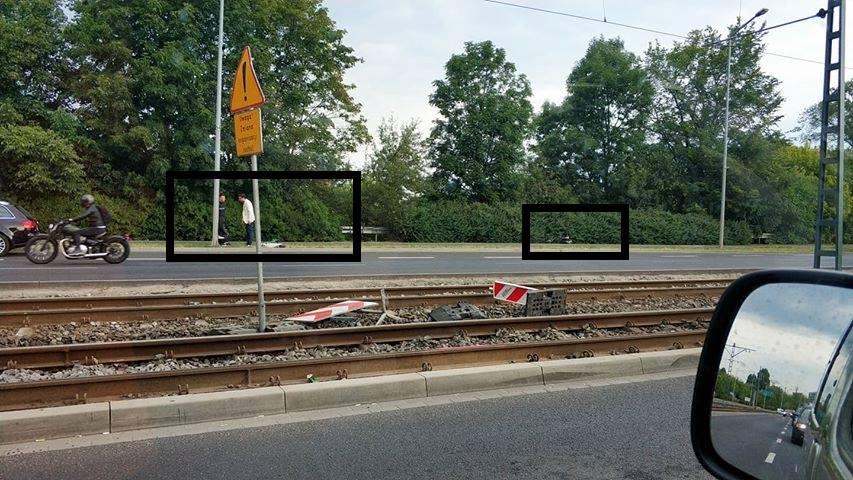 zderzenie hulajnóg poznań - Motosygnały/Piotr