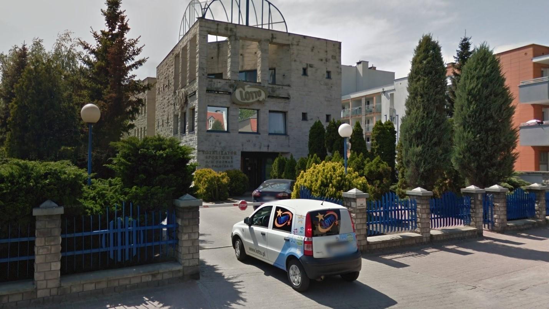 lotto palacza siedziba - Google Maps