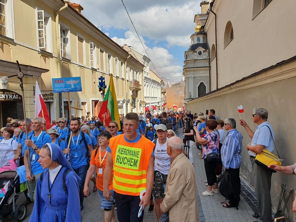 pielgrzymka wilno - FB: Salezjanie - inspektoria warszawska