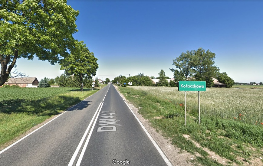 kołaczkowo - Google Maps