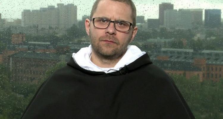Paweł Gużyński dominikanin - Telewizja Republika
