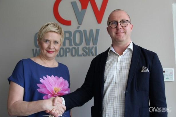 Sebastian Górski nowy wiceprezydent - UM Ostrów Wlkp.