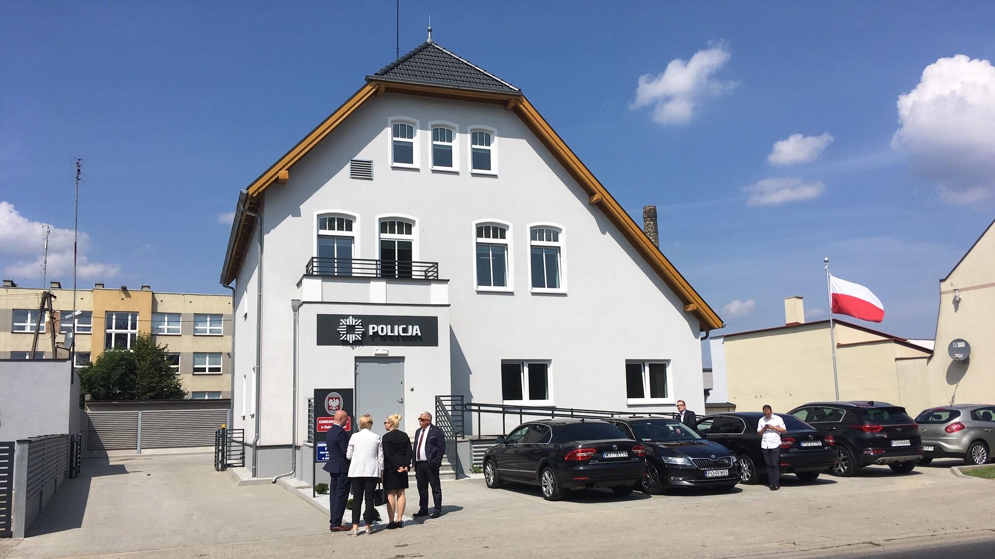 nowy komisariat w rakoniewicach - Jacek Marciniak
