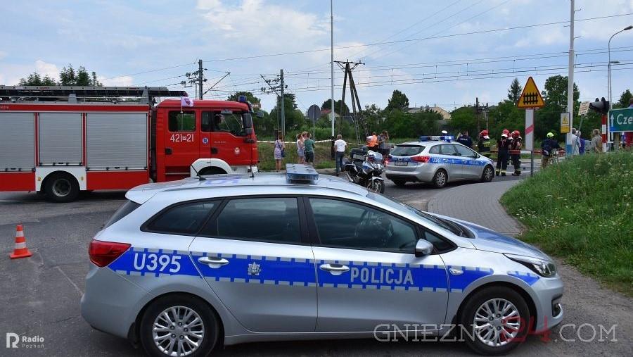 wypadek śmiertelny gniezno rowerzystki -  Gniezno24.com