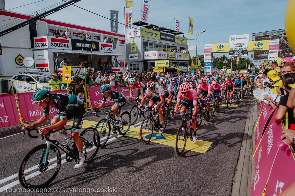tour de pologne 2019 -  tourdepologne.pl/Szymon Gruchalski