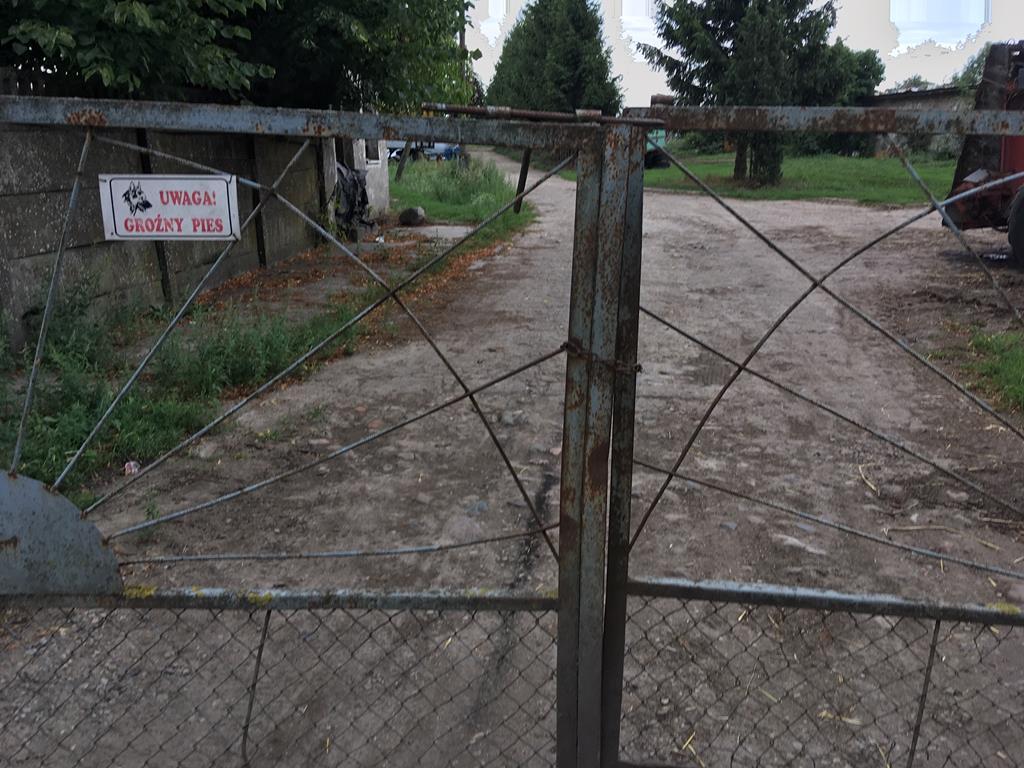składowisko odpadów Dziembowie - Przemysław Stochaj
