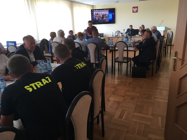 strażacy strzyżewo smykowe sesja gniezno - Rafał Muniak