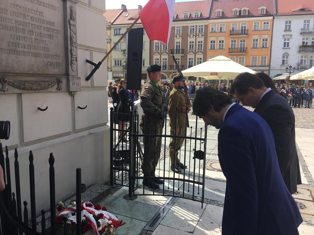 105. rocznica pogromu miasta kalisza - Danuta Synkiewicza