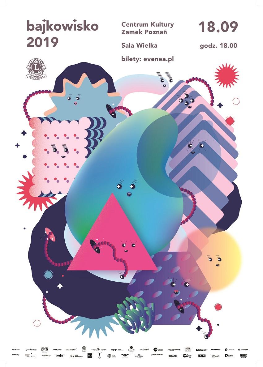 bajkowisko 2019_B2_logo_kolor - Materiały prasowe