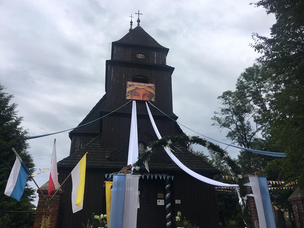 kościół św. Michała Archanioła w Domachowie domachowo - Rafał Regulski