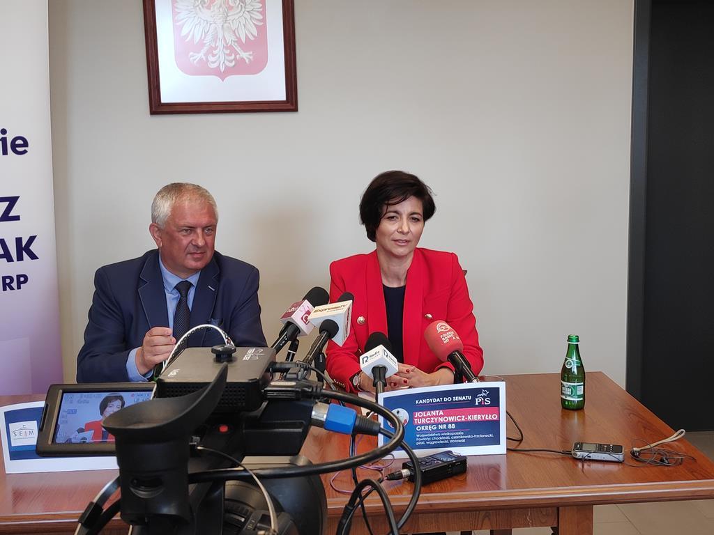 Jolanta Turczynowicz-Kieryłło - Przemysław Stochaj