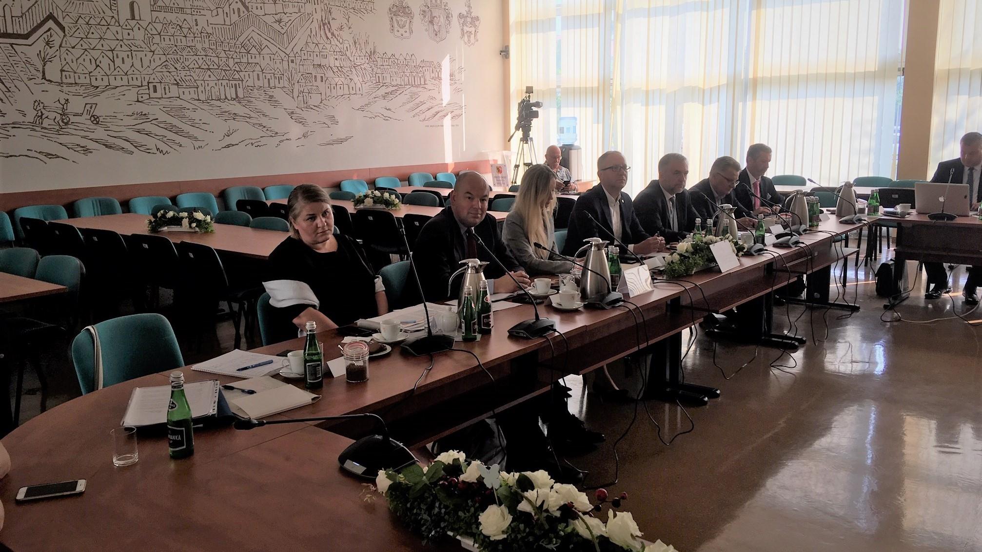 Stała sejmowa podkomisja ds. wykorzystania środków unijnych leszno - Jacek Marciniak