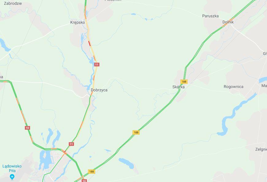 dk11 krępsk - Google Maps