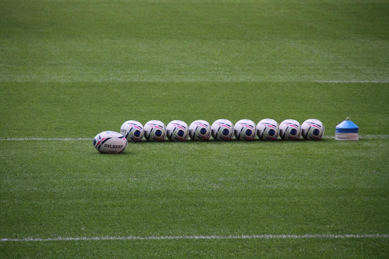 rugby piłka - pixabay