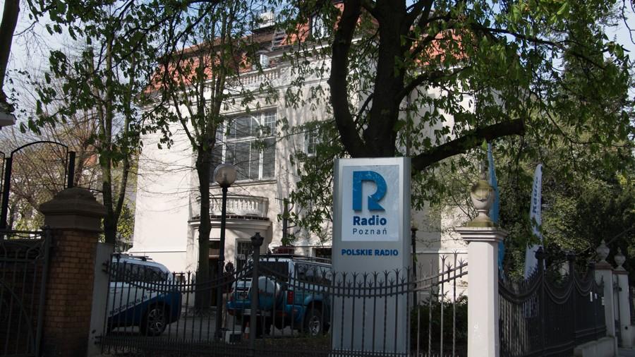 radio poznań budynek - Wojtek Wardejn
