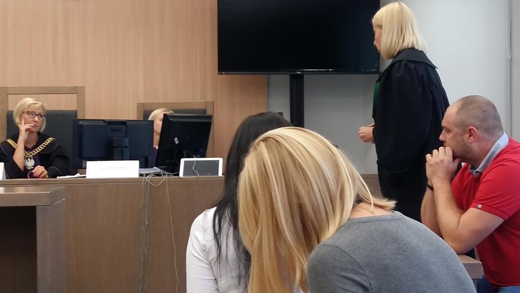 sklepikarz z wildy skazany za pobicie i uwięzienie złodzieja - Magdalena Konieczna