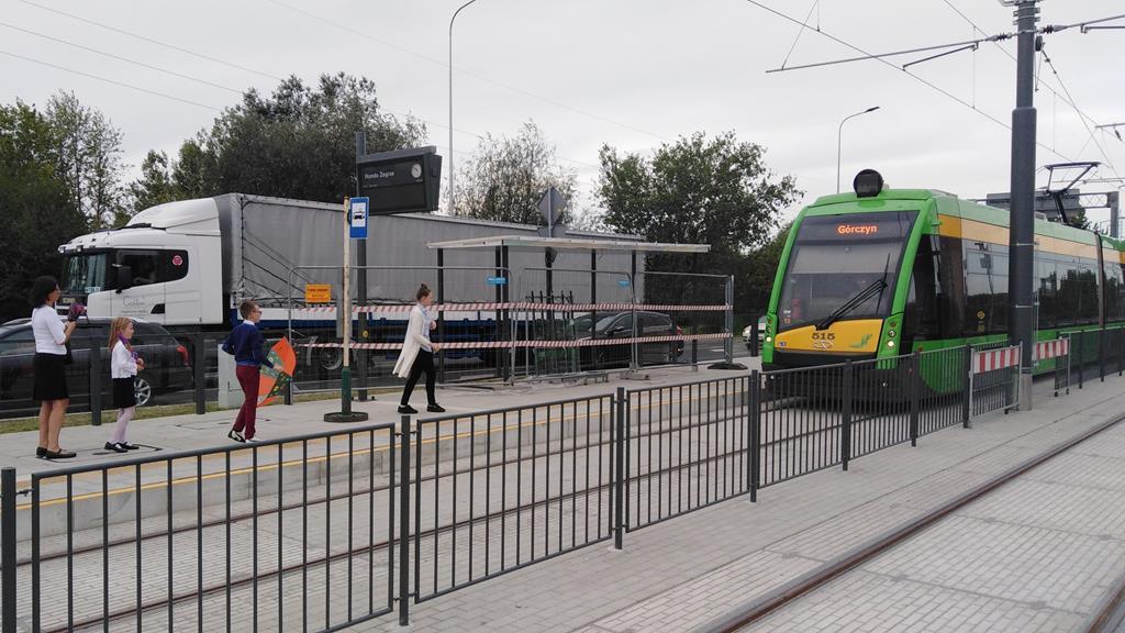 górny taras rataj tramwaj rondo żegrze - Wojtek Wardejn