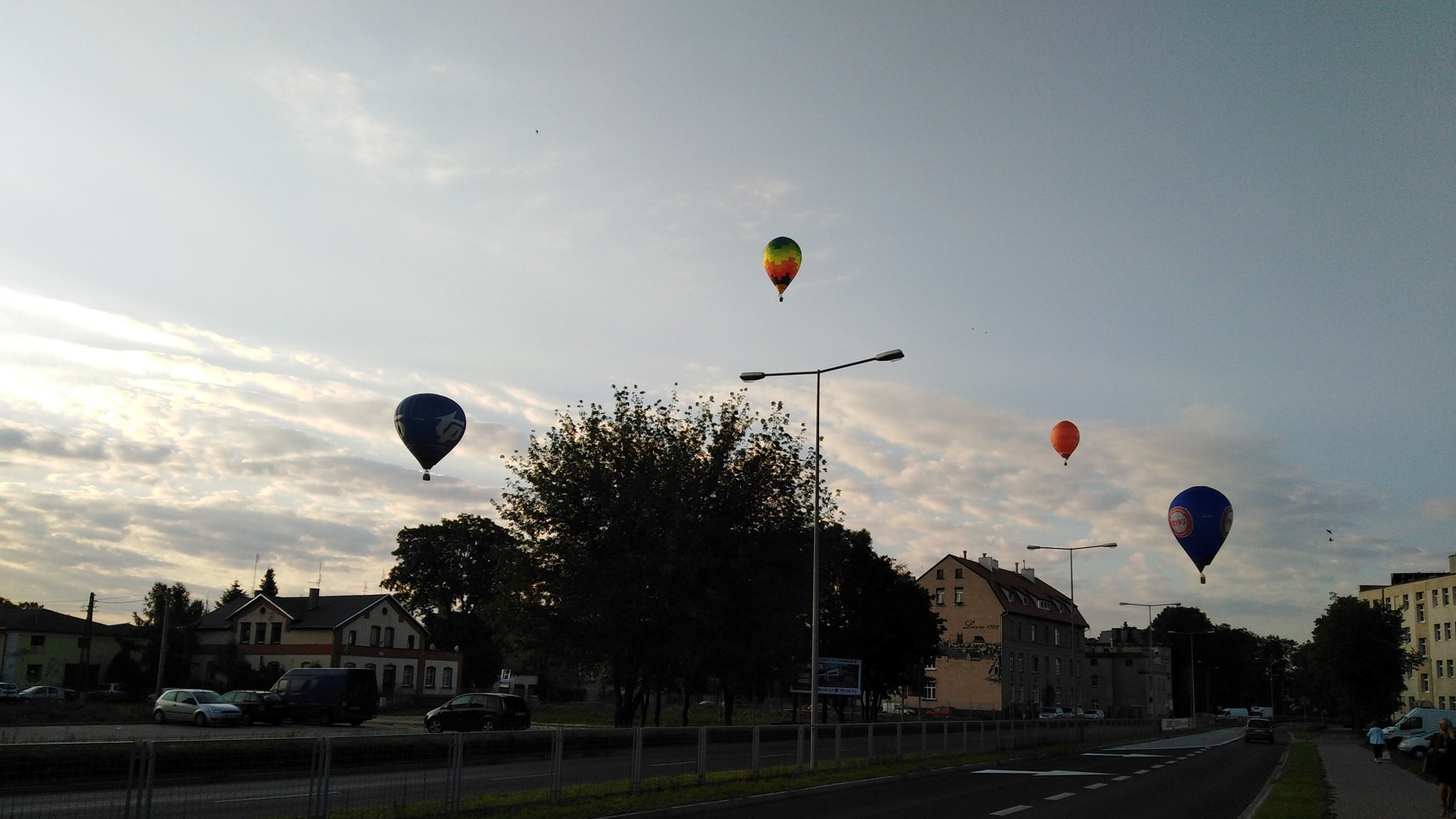 leszno balony - FB: Leszno
