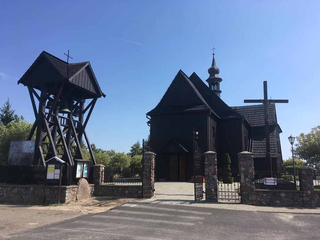 Kościół parafialny w Dębach Szlacheckich - Sławomir Zasadzki