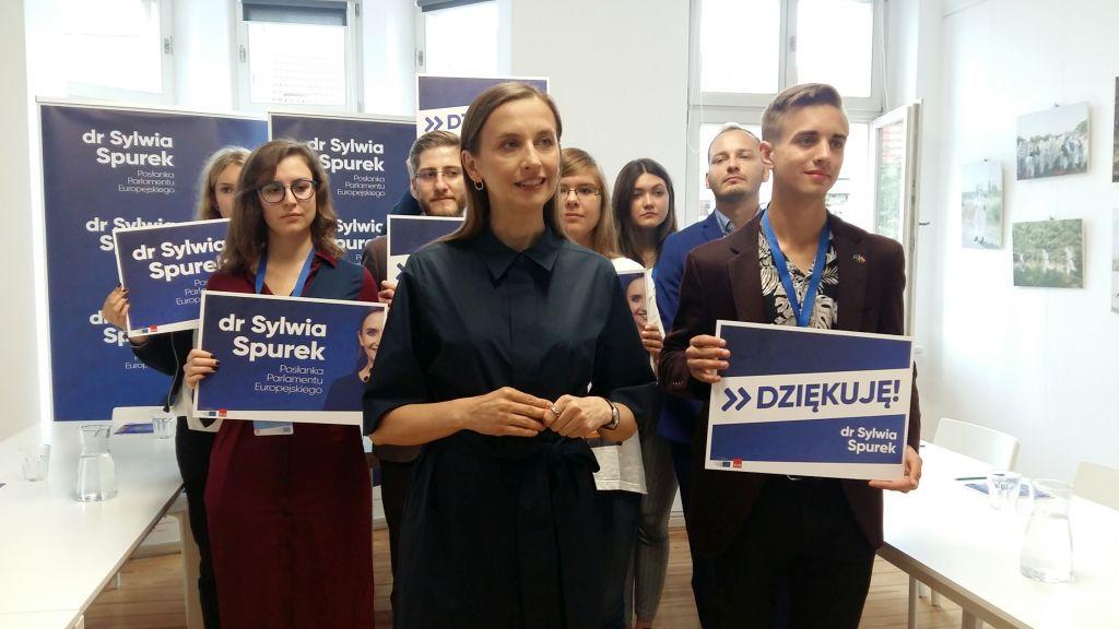 sylwia spurek - Magda Konieczna