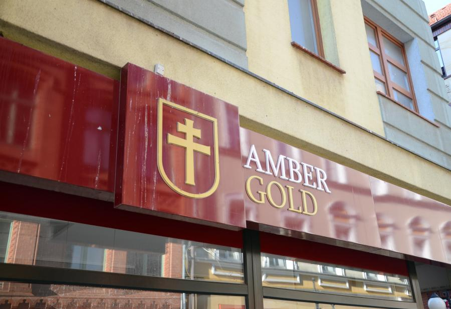amber gold logo - Archiwum