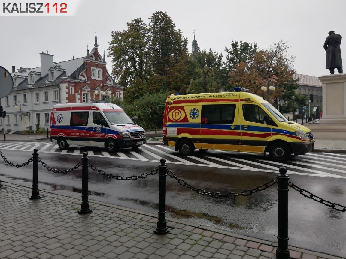 Śmierć w sądzie kalisz - Kalisz112