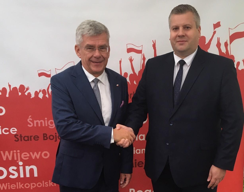 stanisław karczewski w lesznie - Jacek Marciniak