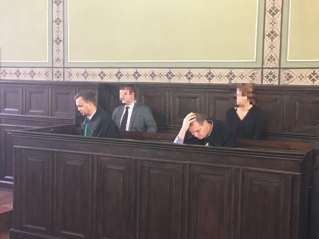 proces policjantów z pobiedzisk - Rafał Muniak