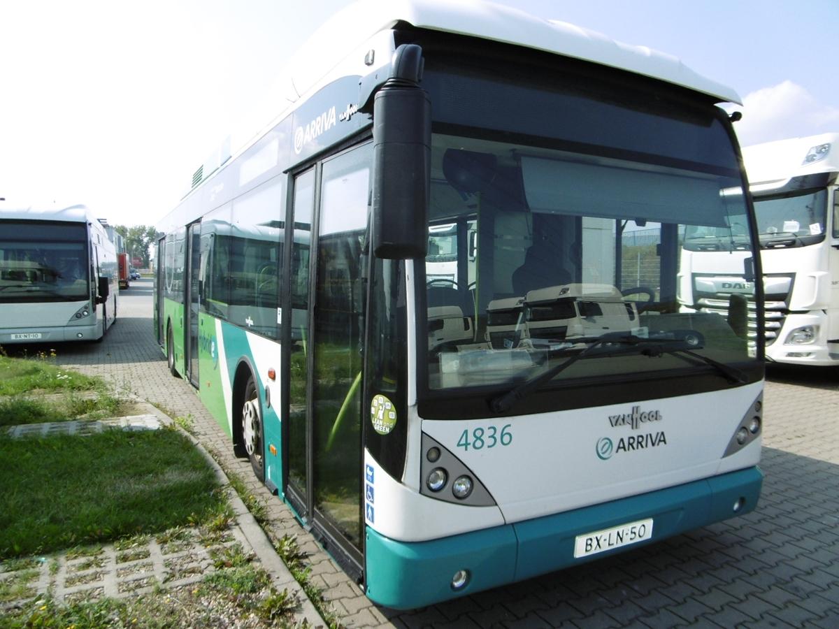 autobus hybryda oborniki - Arriva