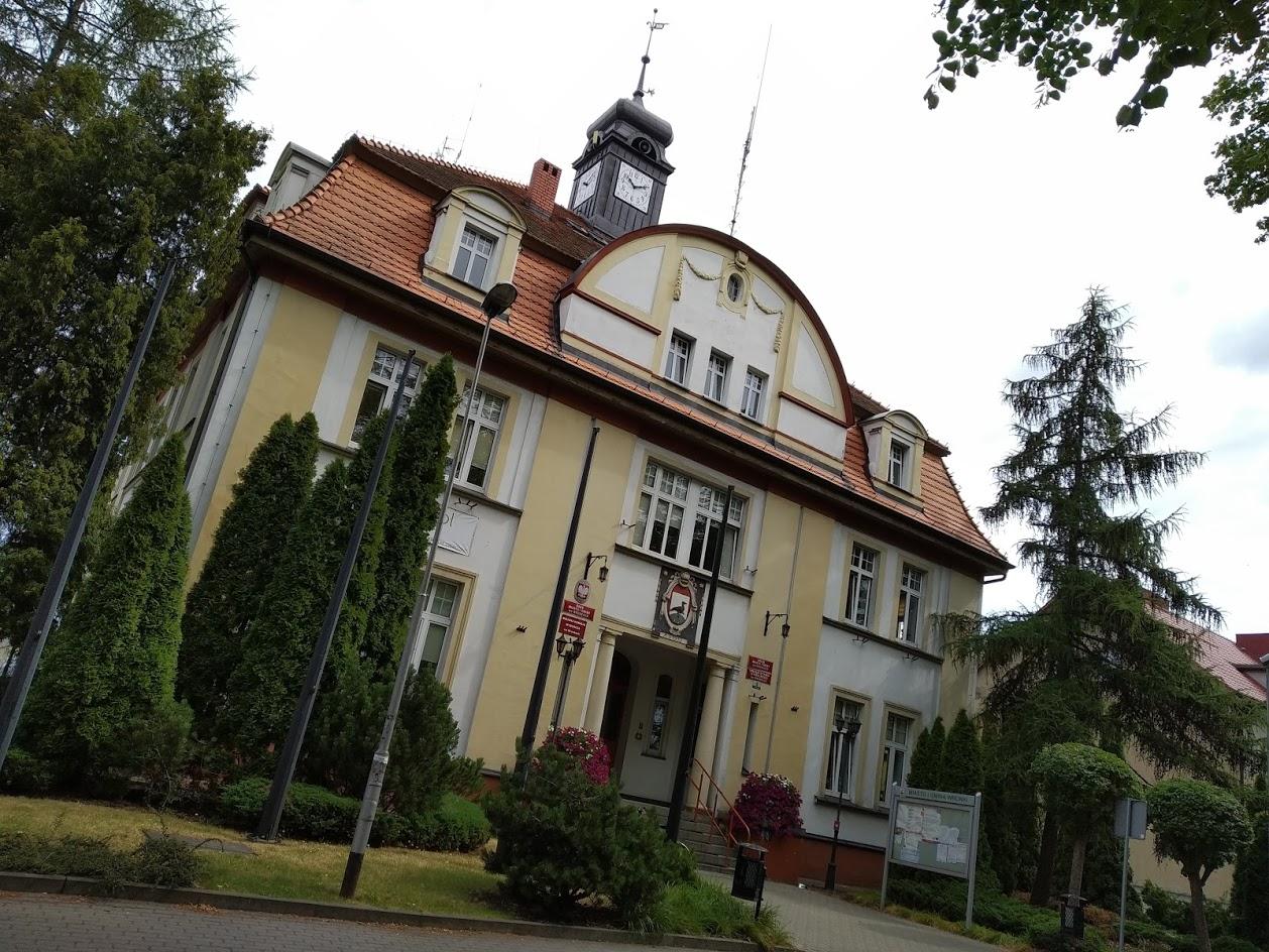 wronki ratusz urząd miasta - Kacper Witt