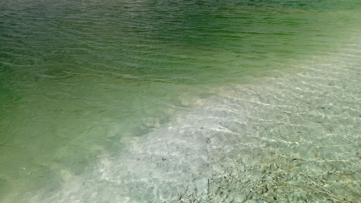 wielkopolskie malediwy turek jezioro turkusowe - Leon Bielewicz