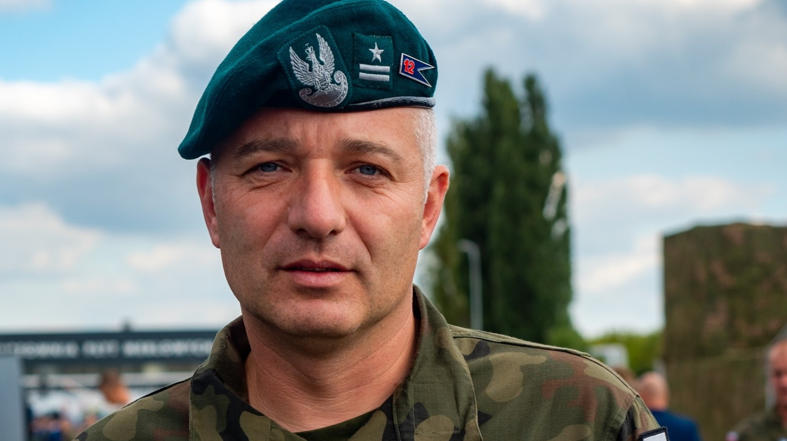 Major Marcel Podhorodecki - Archiwum prywatne
