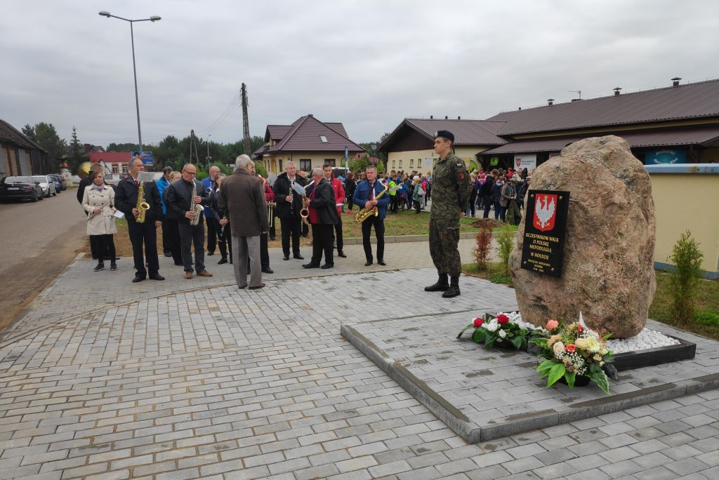 rajd graniczny - Przemysław Stochaj