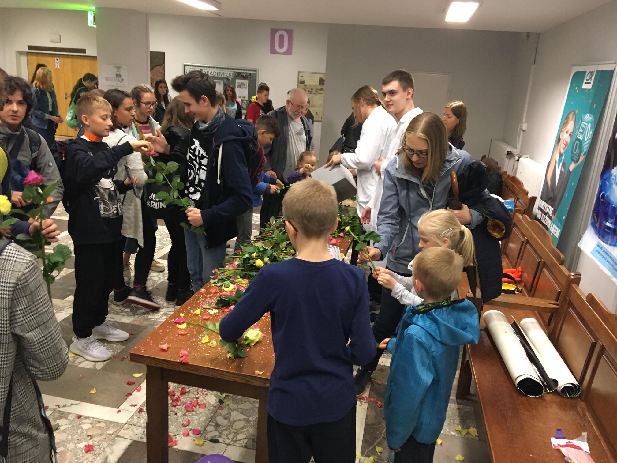 noc naukowców uniwersytet przyrodniczy 2019 - Jacek Butlewski