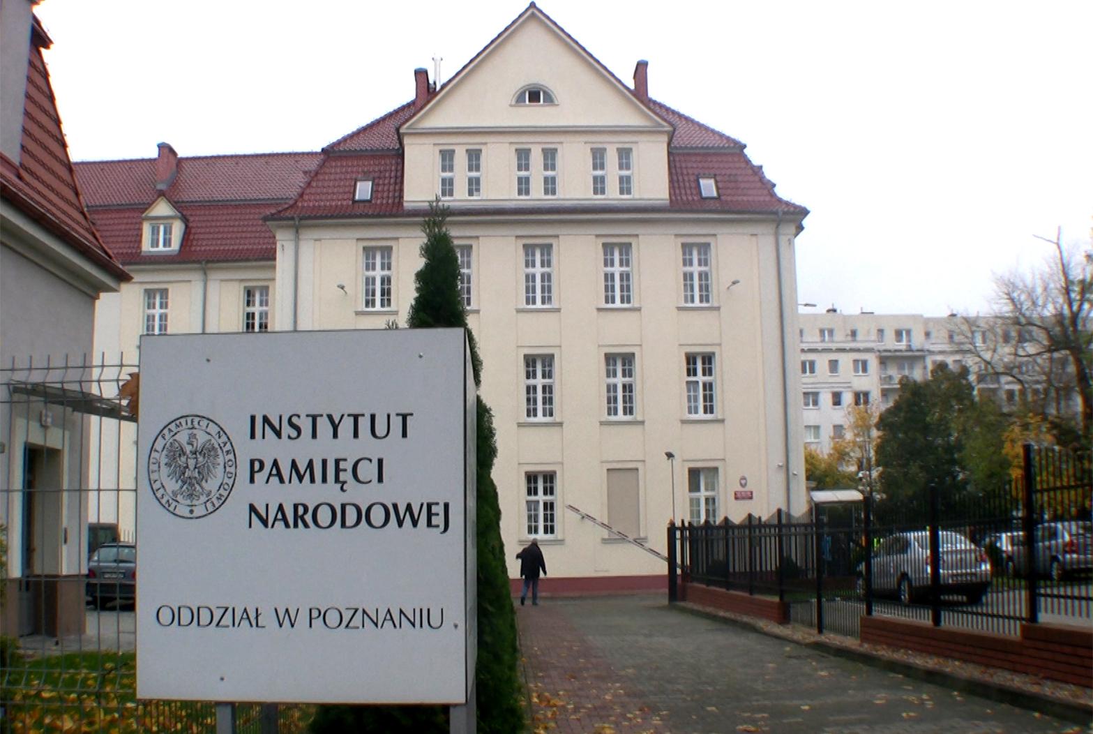 ipn poznań siedziba - www.park.info.pl