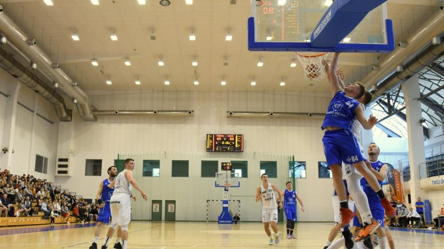 wiara lecha koszykówka kks lech - KKS Lech/Damian Garbatowski