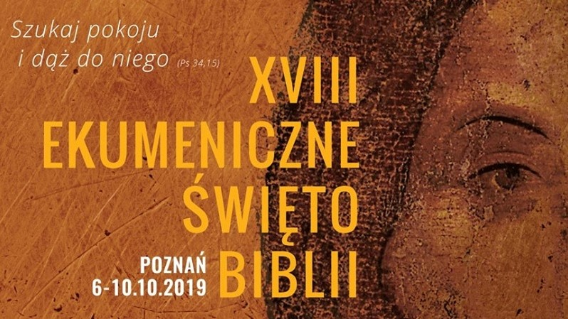 święto biblii 18 - XVIII Ekumeniczne Święto Biblii