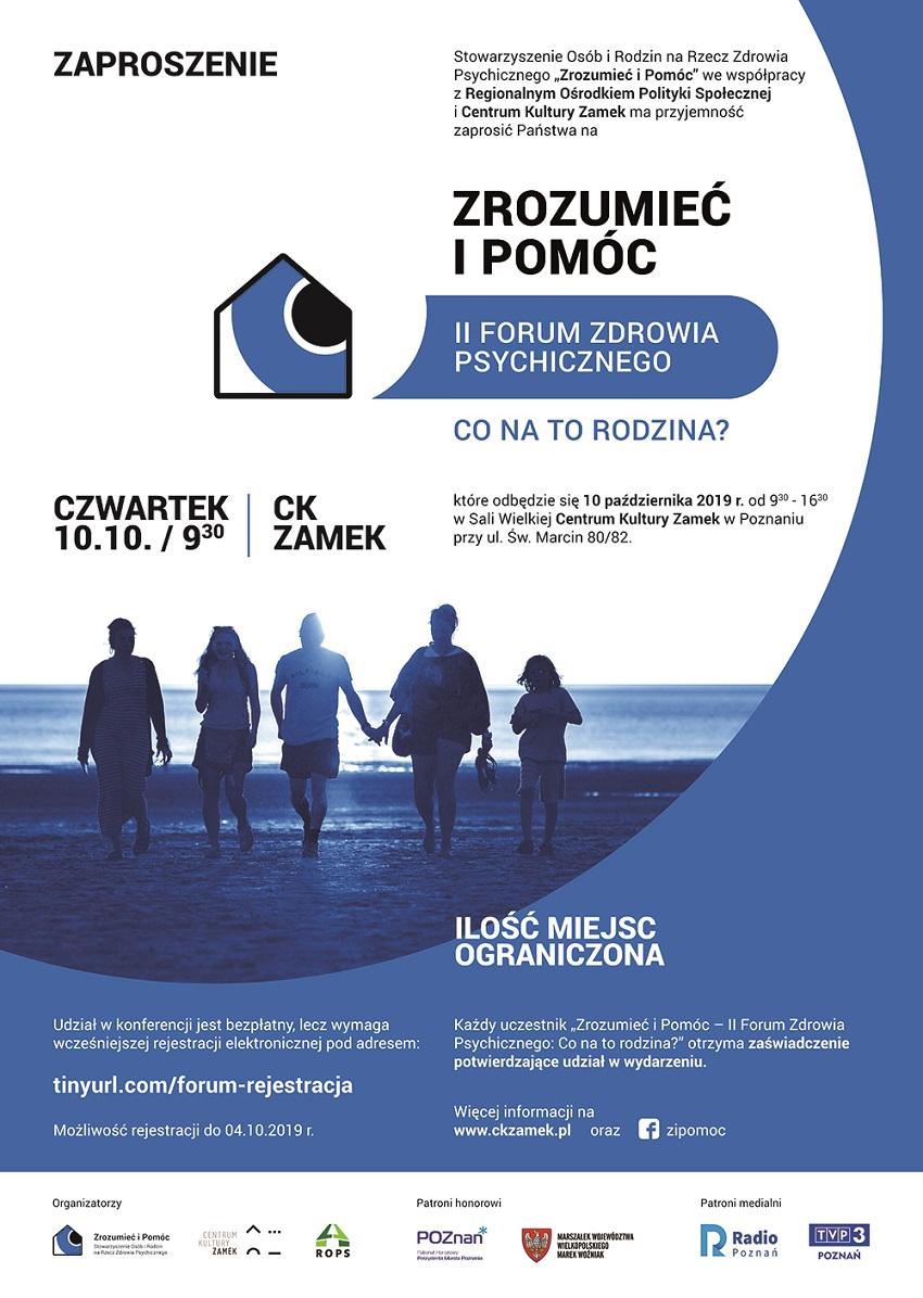 Plakat_Forum - Materiały prasowe