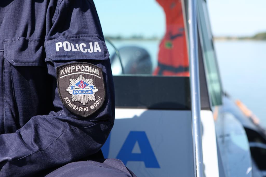 policja wodna wodniacy - KWP