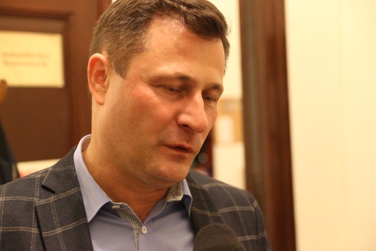 krzysztof paszyk psl wybory parlamentarne 2019 - Leon Bielewicz - Radio Poznań