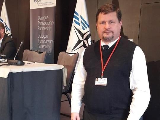 Poseł Bartosz Józwiak - Archiwum prywatne