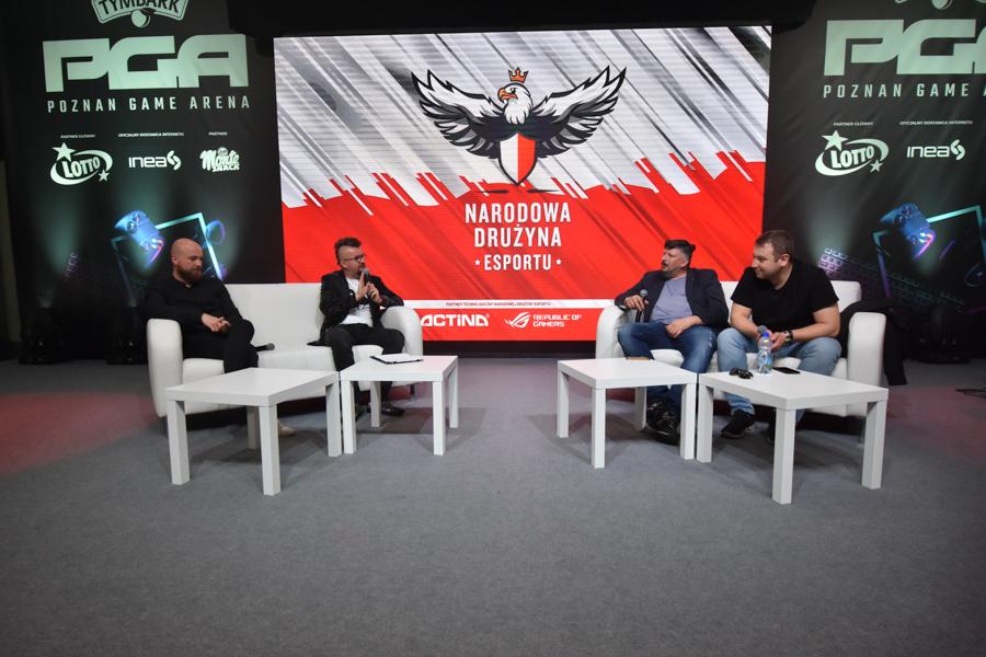 e-sport drużyna narodowa - Wojtek Wardejn