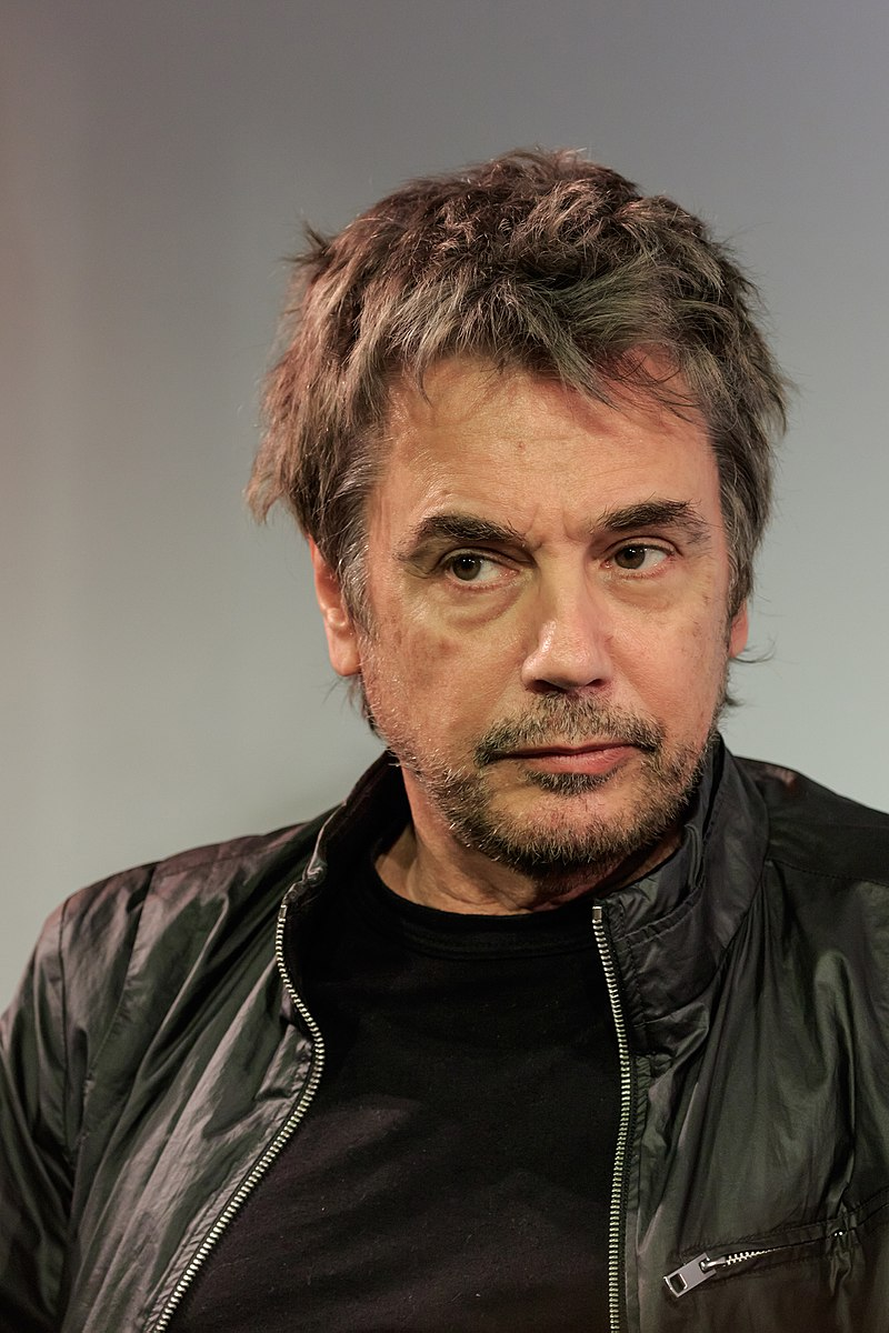 jean michel jarre - A.Savin(Wikimedia Commons·WikiPhotoSpace) - Own work, FAL, https://commons.wikimedia.org/w/index.php?curid=52487625