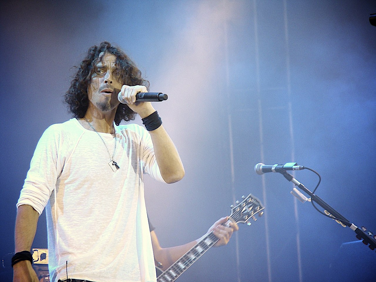 chris cornell - Andreas Eldh - Chris Cornell, CC BY 2.0, https://commons.wikimedia.org/w/index.php?curid=61741680