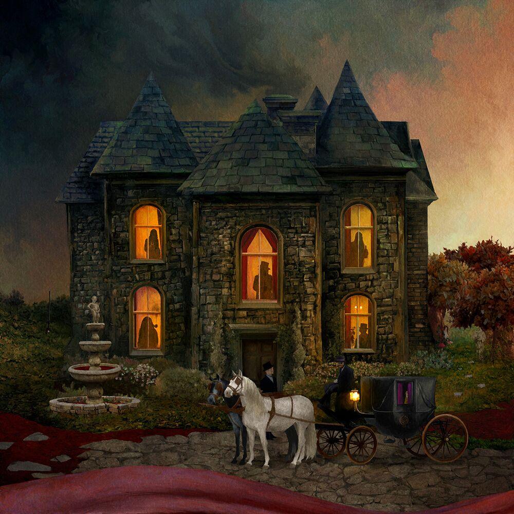opeth in cauda venenum - Opeth