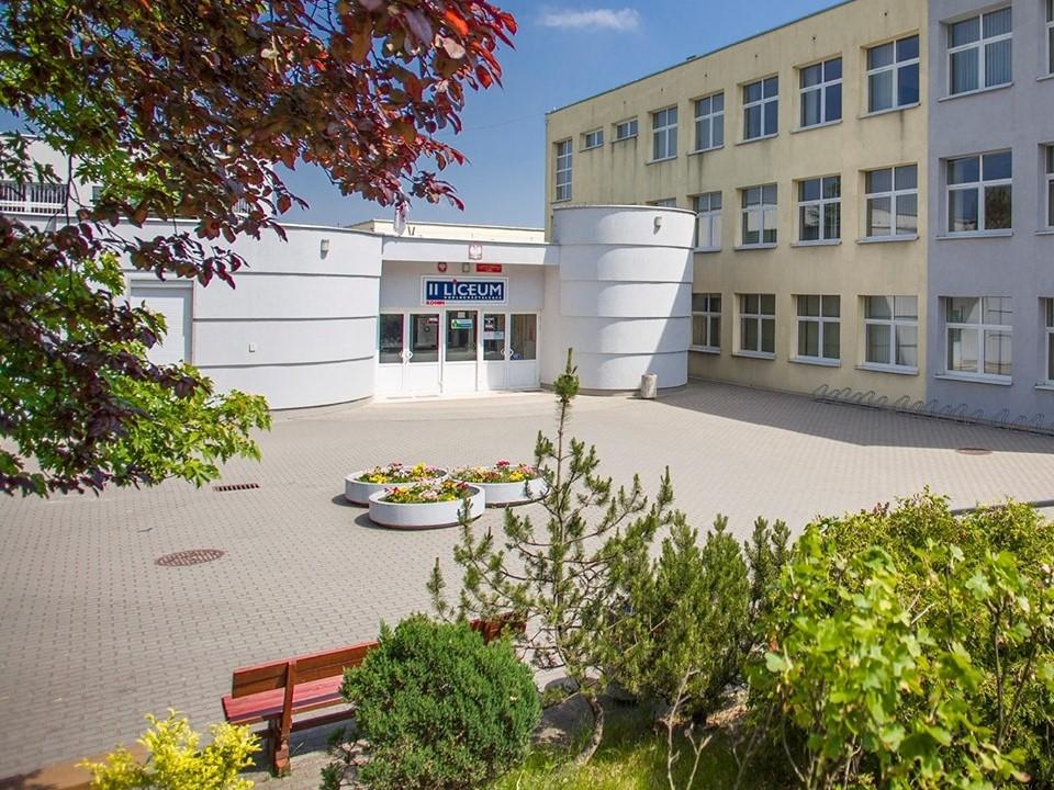 II Liceum Ogólnokształcące im K.K. Baczyńskiego w Koninie - FB: II Liceum Ogólnokształcące im K.K. Baczyńskiego w Koninie