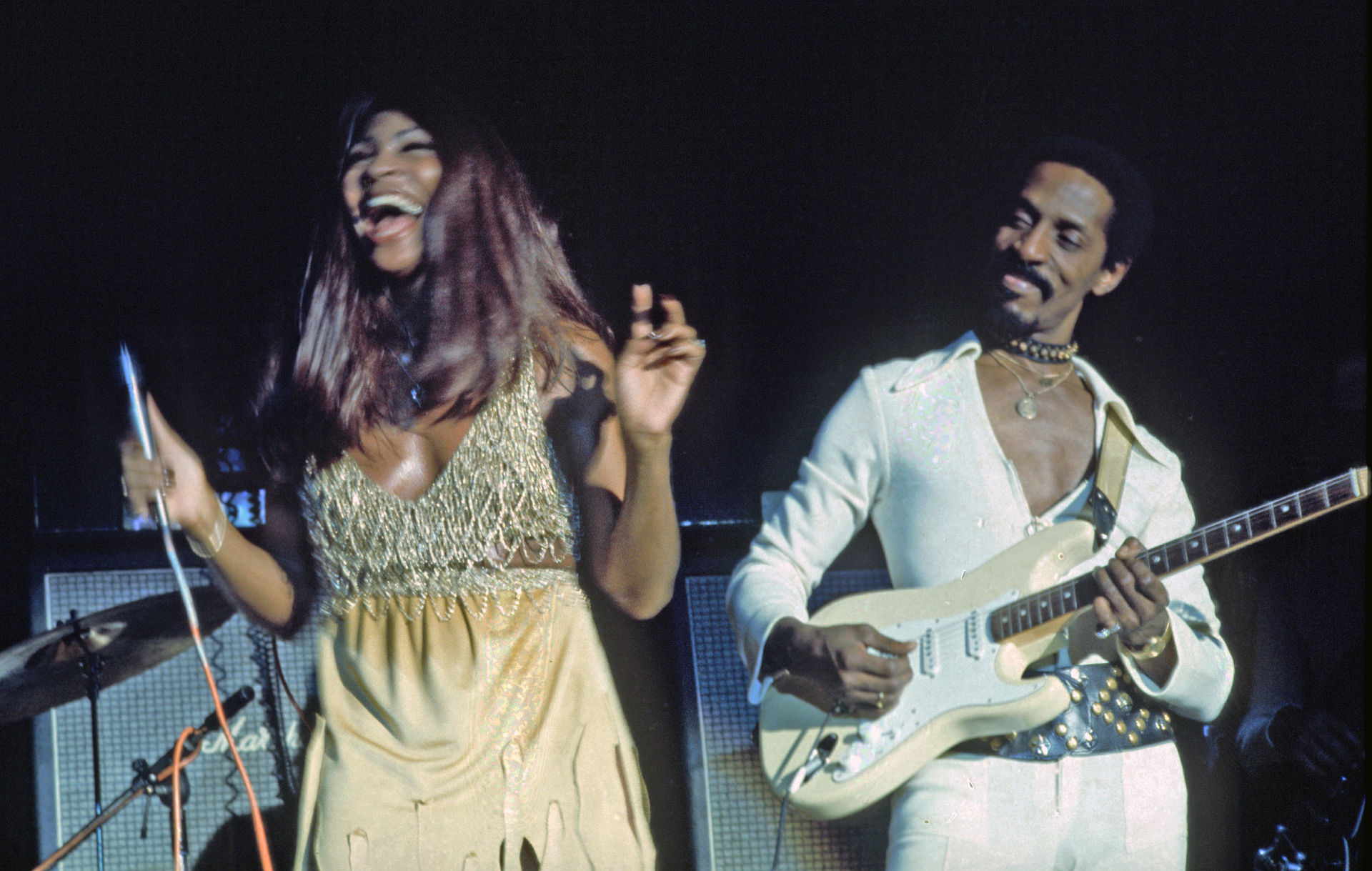 tina turner ike turner - Heinrich Klaffs - originally posted to Flickr as Ike & Tina Turner 231172_Dia14, CC BY-SA 2.0, https://commons.wikimedia.org/w/index.php?curid=12311964