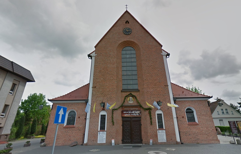 parafia św. mikołaja mosina w mosinie - Google Maps
